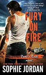 Hot Romances Book - Fury On Fire