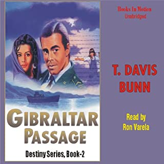 Gibraltar Passage audiobook cover art