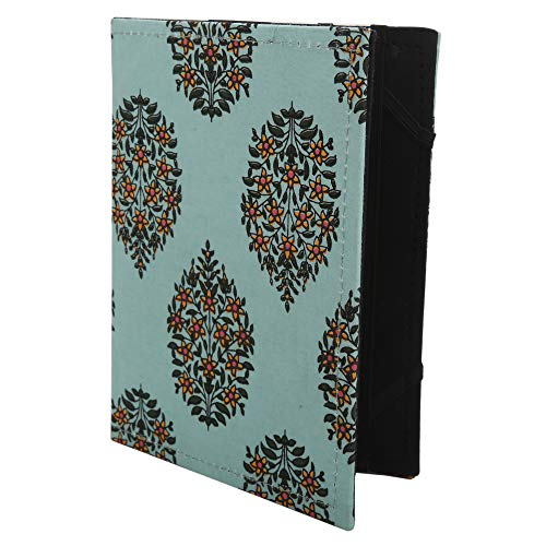 [JC] Cotton Paper Kindle Case Cover, (fits Kindle Paperwhite, Kindle, and Kindle Touch) (Blue 44)