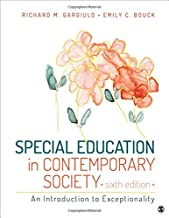 Special Education in Contemporary Society: An Introduction to Exceptionality PDF