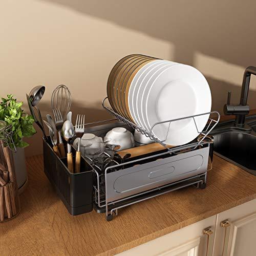 (50% OFF Coupon) Dish Drying Rack $23.00