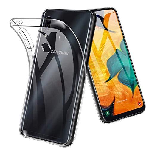ELYCO Funda Cristal Compatible ZTE Blade A5 2020
