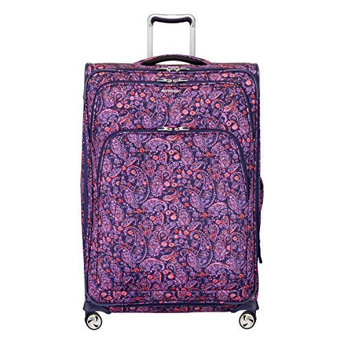 Ricardo Beverly Hills Seahaven 29-inch Check-In Suitcase (Paisley Pink)
