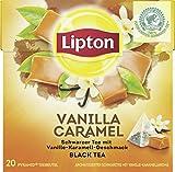 Lipton Schwarzer Tee 3 x 20 Pyramidenbeutel