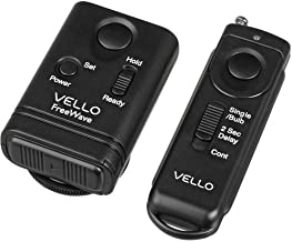 Vello FreeWave Wireless Remote Shutter Release (Canon Sub-Mini Connection)