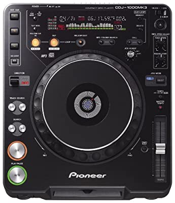 Pioneer Cdj-1000 Mk3 Dj-workstation
