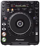 Pioneer CDJ-1000 MK3 digitales CD Deck, schwarz
