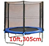 Filet de securite pour Trampoline 10ft diametre 305 cm
