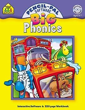 Big Phonics (Pencil-Pal Software) - Book  of the BIG Workbooks