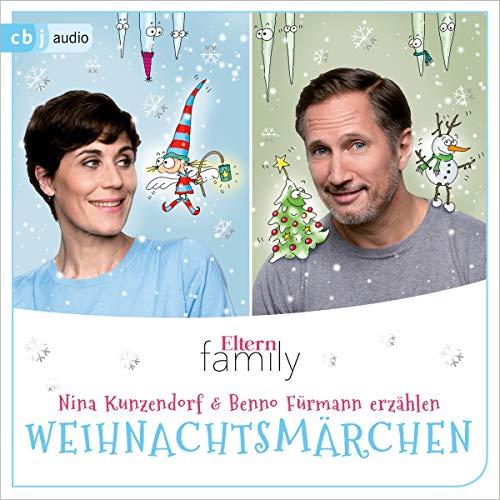 Weihnachtsmärchen audiobook cover art