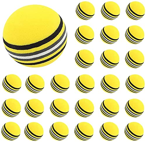 Bolas Golf Recuperadas Amarillas Marca YHQKJ