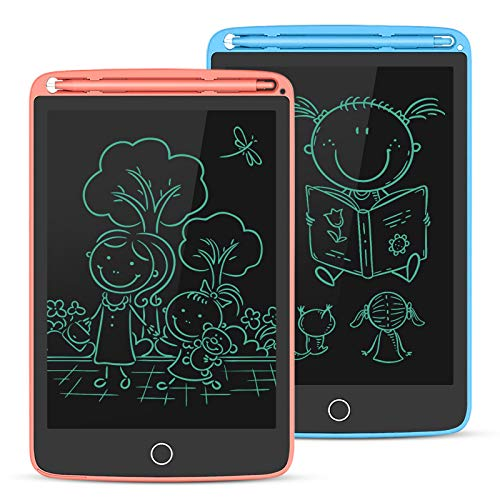 SUNLU LCD Writing Tablet 8.5inch Drawing Tablet, Erasable Reusable Writing Pad, Educational Writing Board for Kids And Adults at Home…