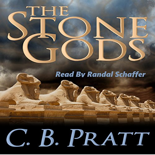 The Stone Gods audiobook cover art