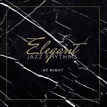 Elegant Jazz Rhythms at Night