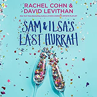 Sam & Ilsa's Last Hurrah audiobook cover art