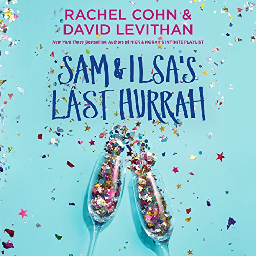 Sam & Ilsa's Last Hurrah                   De :                                                                                                                                 Rachel Cohn,                                                                                        David Levithan                               Lu par :                                                                                                                                 Michael Crouch,                                                                                        Sophie Amoss                      Durée : 5 h et 34 min     Pas de notations     Global 0,0