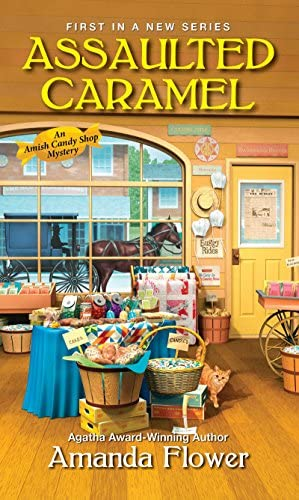 Assaulted Caramel An Amish Candy Shop Mystery Book 1 product image
