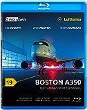 PilotsEYE.tv | BOSTON | Cockpitmitflug A350 | LUFTHANSA | 'Lufthansa's next Topmodel' | Bonus: Acceptance-Flight, Transfer of Title [Reino Unido] [Blu-ray]