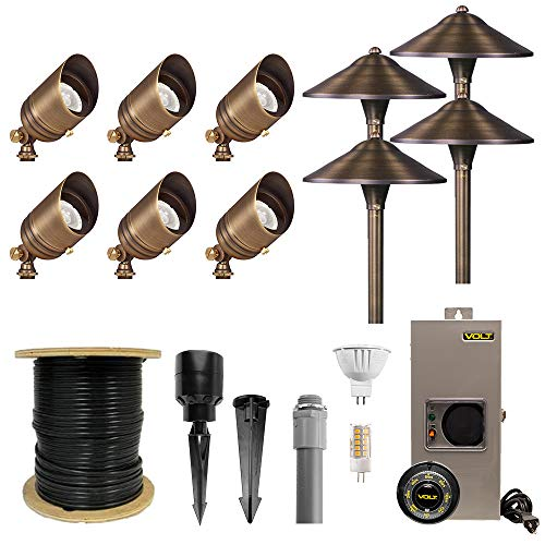 See the TOP 10 Best<br>Commercial Landscape Lighting Kits