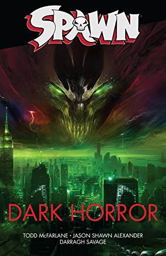 Spawn: Dark Horror (English Edition)