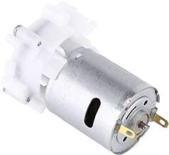 sourcing map Motore a Vibrazione Forte Potenza per Massaggiatore DC 24V 3000giri//min Ruota Vibrante Rotonda 46x24.2mm
