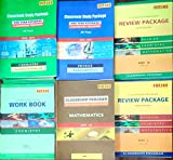 Fiitjee(2019 edition) 11th & 12th study material for IIT jee mains and advance with review package+ work book + Grand Master package