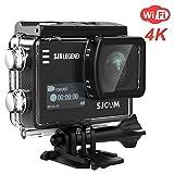 SJCAM SJ6 Legend 4K WiFi Action Camera 16MP Dual Screen Remote Sports...