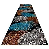 MDCG エントランス 玄関マット カスタムサイズ フロアマット 柔らかい 防音 リビングルーム 廊下 カーペット ランナー エリアラグ (Color : A, Size : 120x200cm)