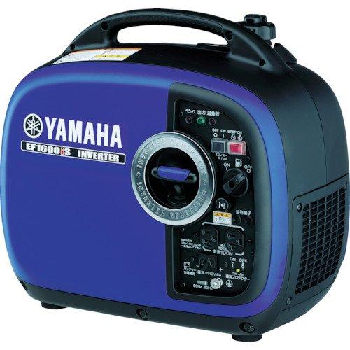 ヤマハ 防音型 インバータ発電機 EF1600iS 1.6kVA [50Hz/60Hz] 直流12V-8A付