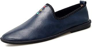 [Hardy] ビジネスシューズ 防滑 メンズ ドライビング 通気 カジュアル 耐久 ハイキング 革靴 軽量