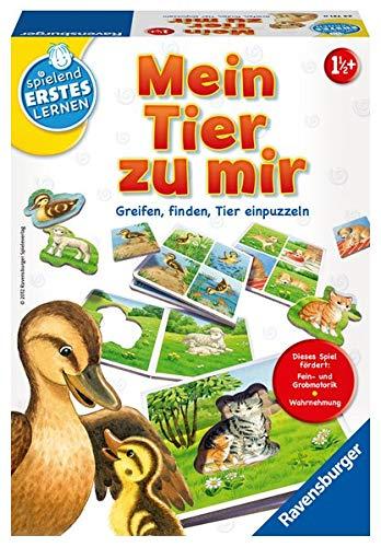 Ravensburger Spielen und Lernen 24731 - Mein Tier zu mir