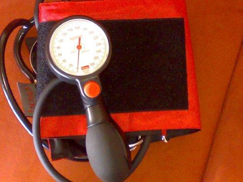 Boso Egotest Blutdruckmessger�t Schwarz Aneroid m Stethoskop
