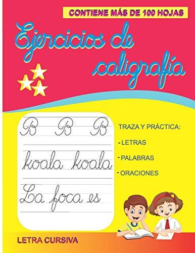 EJERCICIOS DE CALIGRAFÍA:: TRAZA Y PRÁCTICA LETRAS, PALABRAS Y ORACIONES