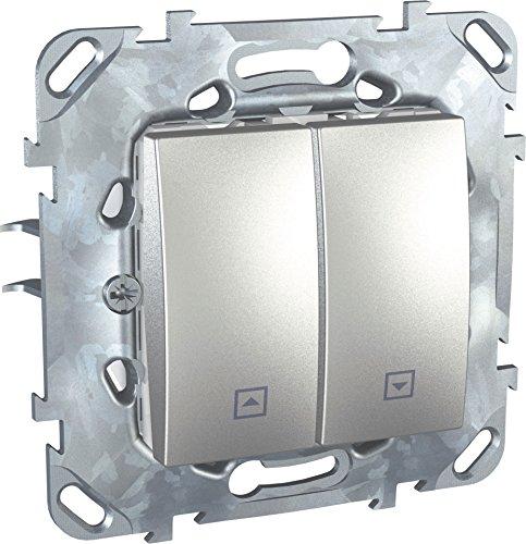 Schneider electric SC5MGU520830ZF - Interruptor unicatop, fácil de instalar persianas de aluminio