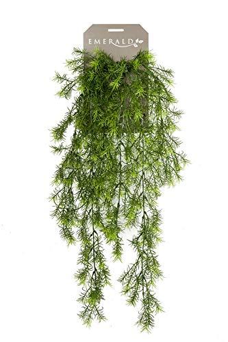 Red Hot Plants Künstliche Spargelpflanze, 75 cm lang, Farnähnliche Nachbildung – Spargel Sprengeri