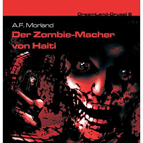 Page de couverture de Der Zombie-Macher von Haiti