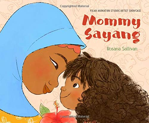 Mommy Sayang: Pixar Animation Studios Artist Showcase