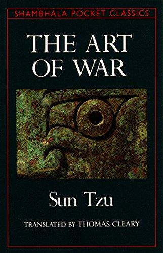 The Art of War (Pocket Edition) (Shambhala Pocket Classics)