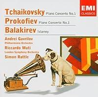 Prokofiev/Tchaikovsky: Piano C