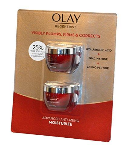 Olay Regenerist Advanced Anti-Aging Moisturizer (2 Count)
