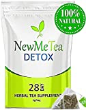 28 Day Detox Tea (Cleanse for Weight Loss & Belly Fat) Herbal Tea to Slim Fast, Skinny Fit Body **...