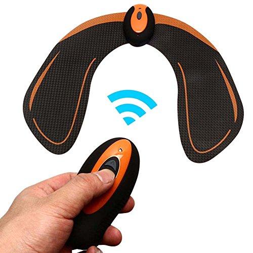 Dxlta EMS Hüften Trainer Butt Lift USB Wiederaufladbare Bauch Toning Gürtel Abs Stimulator Form Fest Gerät
