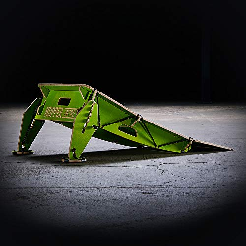 MTB HOPPER Intro - Portable Jump Ramp for Scooters, Skateboards, BMX