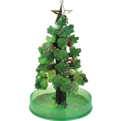 Tobar Magic Christmas Tree Crystal Growing Activity Set