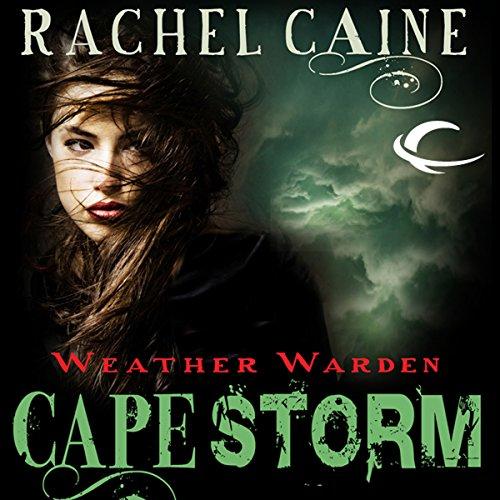 Cape Storm audiobook cover art