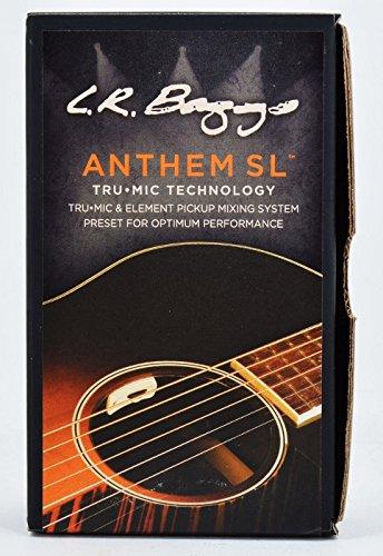 L.R.Baggs(エルアールバックス)AnthemSLアコースティックギター用ピックアップ[並行輸入品]