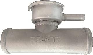 JSD M022 Aluminum Upper Radiator Hose Filler 1-1/4