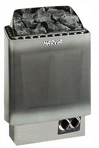 Well Solutions® Harvia Saunaofen KIP 4,5 kW, integrierte Steuerung, ohne Steine by Harvia