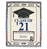 Personalized Graduation Afghan (2021)
