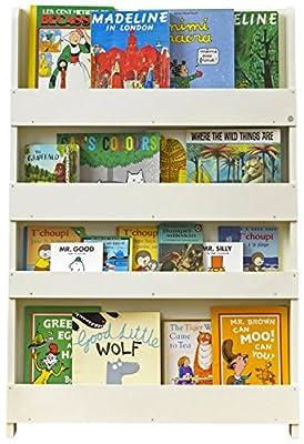 Tidy Books®–el Original de los niños estantería–estantería–perfecto de la fachada de los niños libro de almacenamiento 115x 77x 7cm